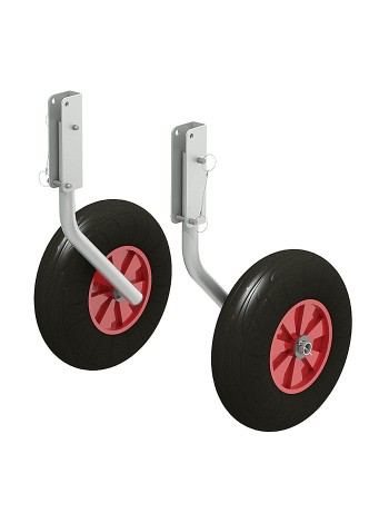 Комплект колес транцевых для НЛ 260 мм