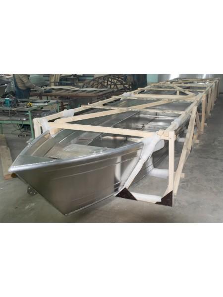Промысловая алюминиевая лодка ВИЗА Алюмакс-1050 Промысел