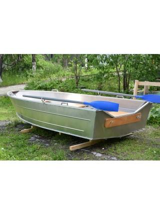 Лодка Alumax-355p нерж.