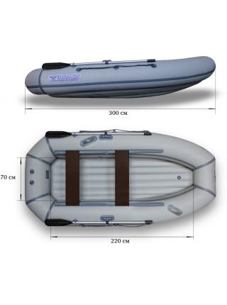 Лодка Флагман 300Н