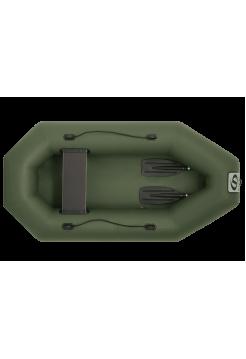 Лодка Фрегат М-1 с гребками