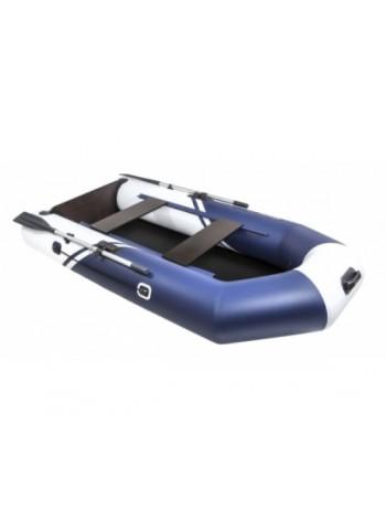 Лодка Пеликан 270 T River (синий/белый)