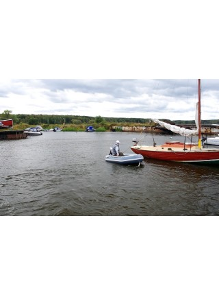 Надувная лодка Yukona 280 GTK