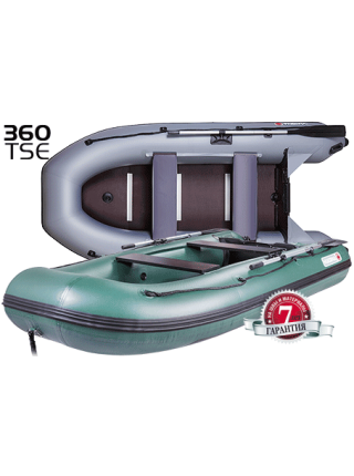 Надувная лодка Yukona 360 TSE F