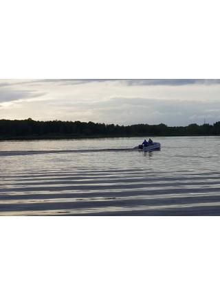 Надувная лодка Yukona 400 TS