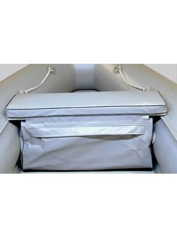 Сумка под банку ПВХ 240х650мм с накладкой 240х940мм
