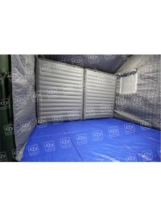 Кемпер Фрегат - надувной дом
