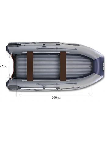 Лодка Флагман DK 320