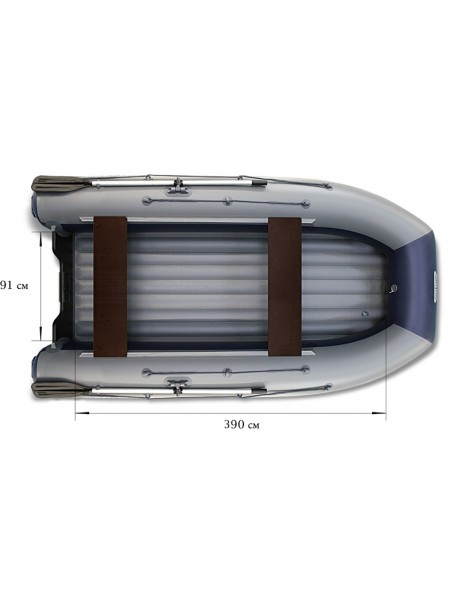 Лодка Флагман DK 450J