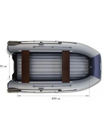 Лодка Флагман DK 550J