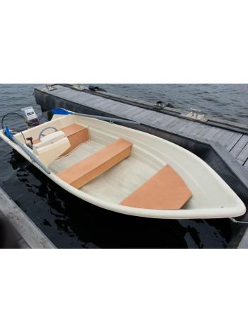 Пластиковая лодка Легант-427 Консоль