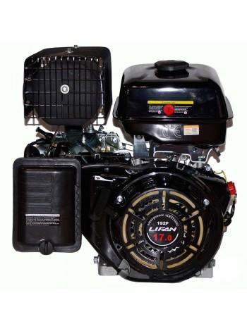 Двигатель бензиновый Lifan 192F (17 л.с.)