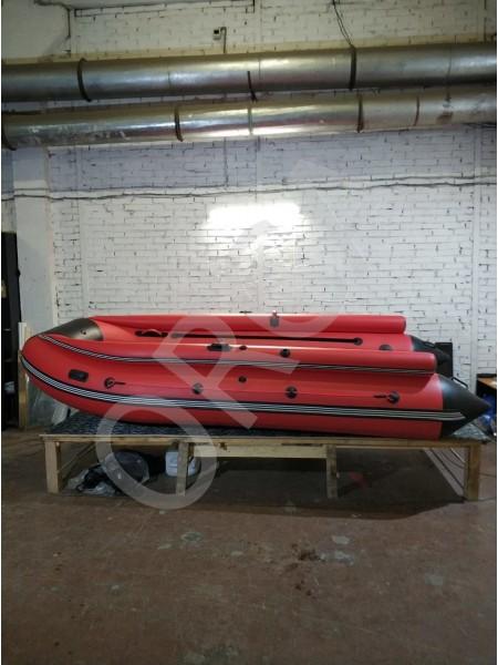Лодка ORCA 400F НД