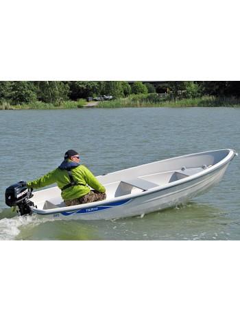 Лодка TERHI 385 WHITE