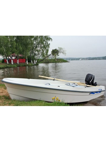 Лодка TERHI 400 WHITE