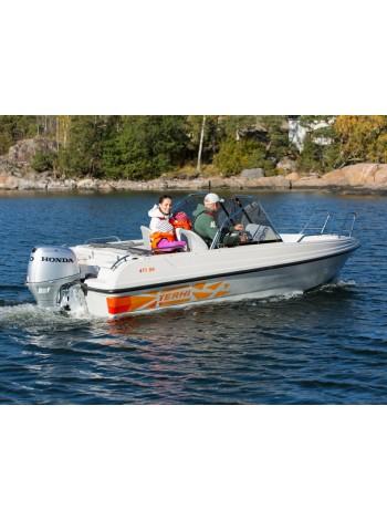 Лодка TERHI 475 BR