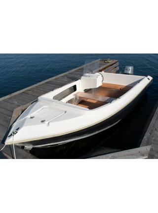Лодка Алюмакс-435 Комбинированный