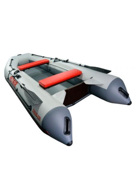 Моторная лодка Sirius 335 Airdeck 80 мм с насосом высокого давления