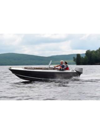 Лодка Alumax-415