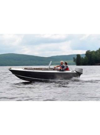 Лодка Alumax-415 Консоль