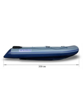 Лодка Флагман 350L