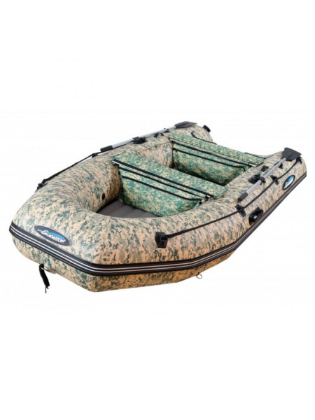 Лодка Gladiator E350 Camo