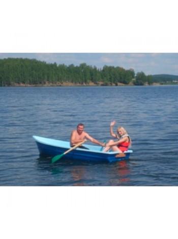 Пластиковая лодка Тортилла-3
