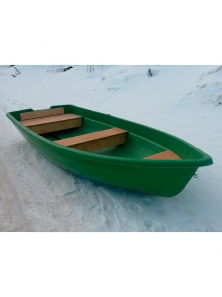 Пластиковая лодка Тортилла-4 Эко