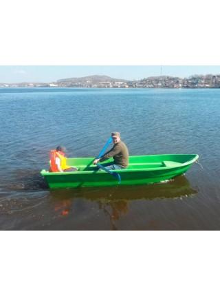 Пластиковая лодка Легант-345 Моторка