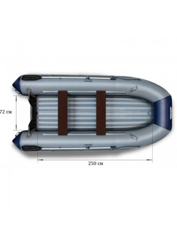 Лодка Флагман 350