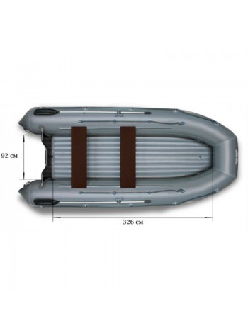 Лодка Флагман 450