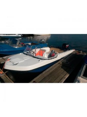 Моторная лодка Легант-430 Авто