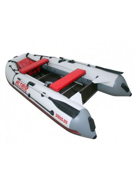 Моторно-гребная лодка Альтаир Sirius-315 Stringer