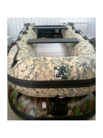 Лодка Gladiator C400 DP Camo