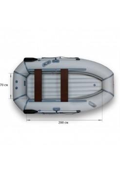 Лодка Флагман 280HT