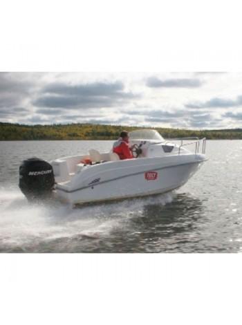 Пластиковая лодка Легант-515К