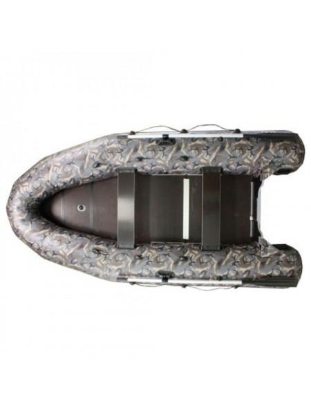 Лодка Фрегат M-350 FM Lux Камуфляж