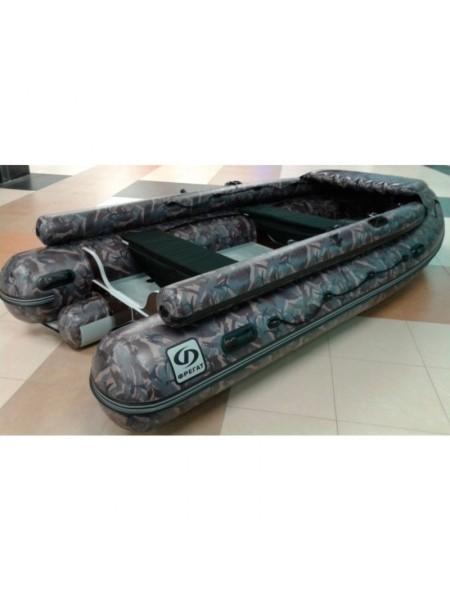 Лодка Фрегат M-430 FM Lux Камуфляж