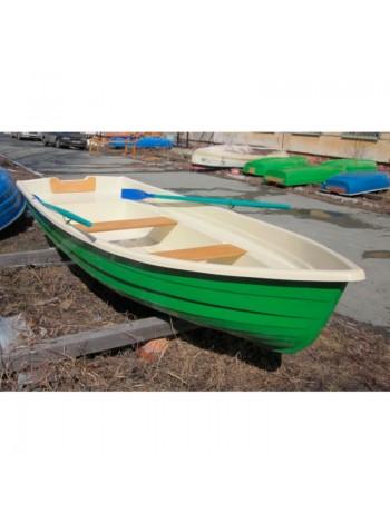 Пластиковая лодка Тортилла-395