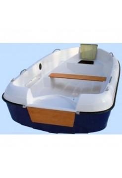 Пластиковая лодка Легант-400