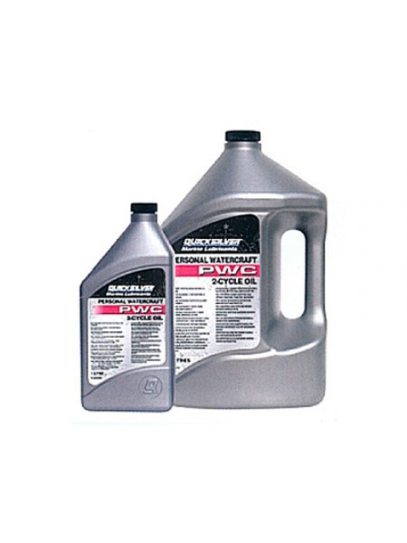 Масло Quicksilver 2-cycle Personal Watercraft oil (2хтактное) 1 л