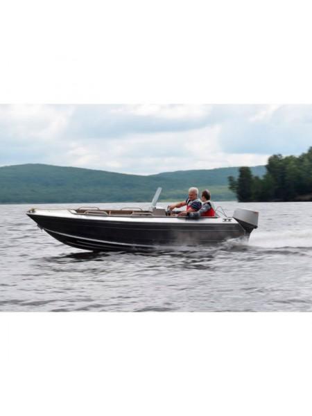 Лодка Алюмакс-435 Консоль