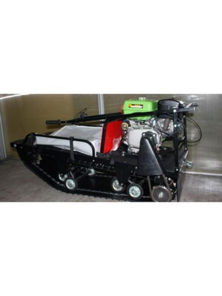 Мотобуксировщик 500RA mini Двигатель 9 л.с.