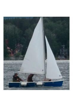 Парусная лодка Тортилла-395 Комби