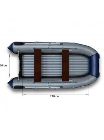 Лодка Флагман 380К