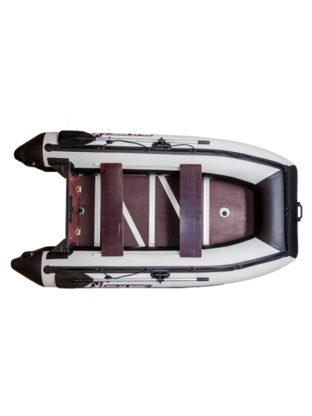 Лодка Polar Bird PB-385M Merlin (стеклокомпозит)