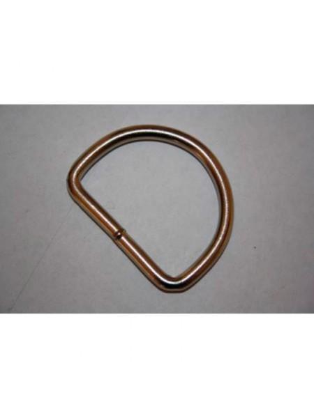 Полукольцо метал 40мм