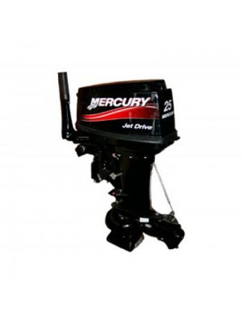 Мотор Mercury 25 ML JET