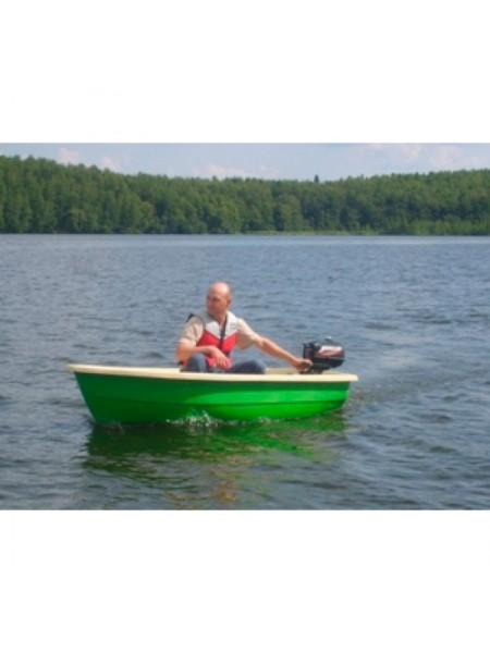Пластиковая лодка Тортилла