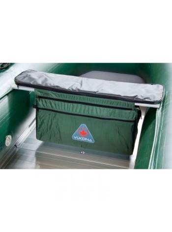 Yukona сумка под банку большая 100*20 см, зеленая